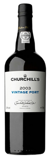Churchill's Port Vintage 2003 1.50l